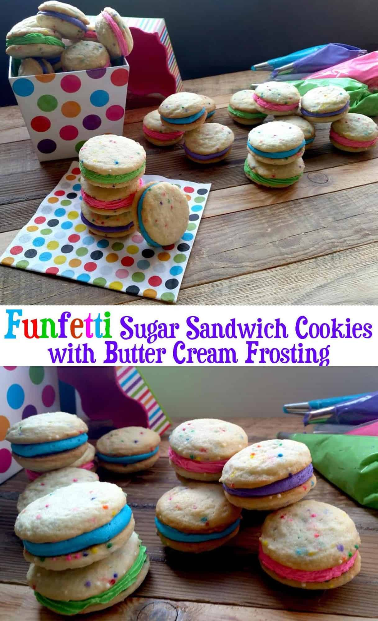 ... red white blue funfetti sandwich cookies cashew cookies with brown
