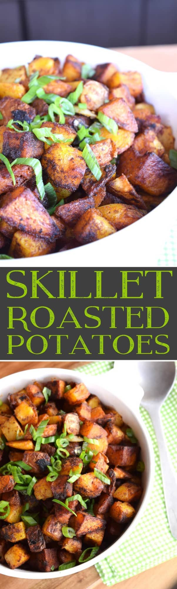 Skillet Roasted Potatoes 2