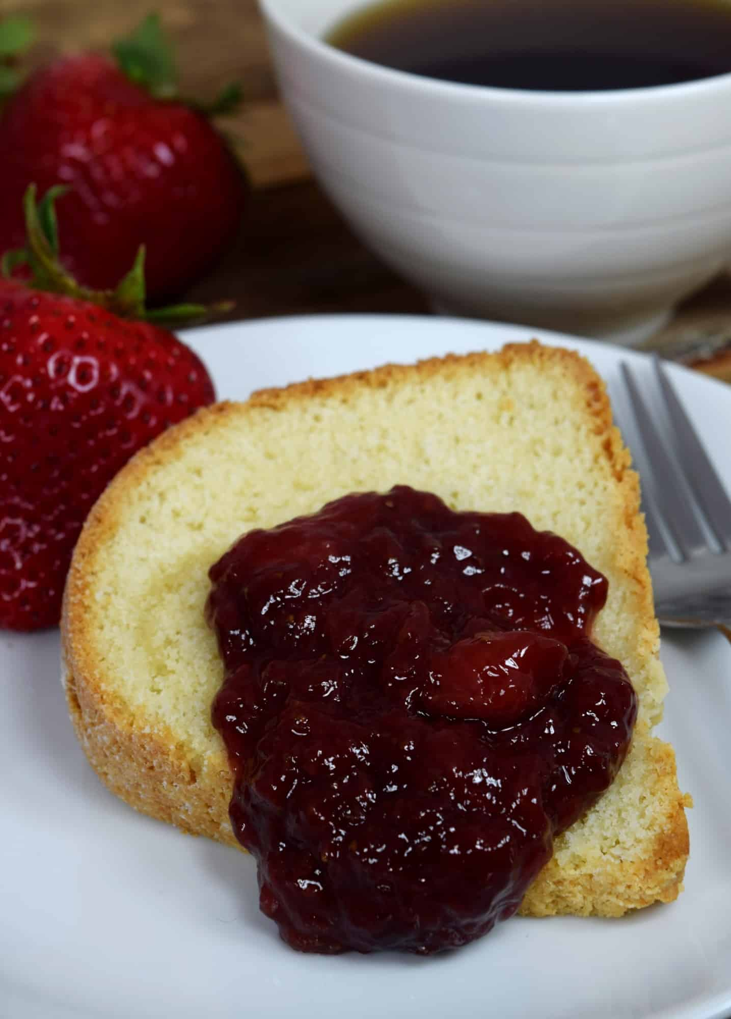 Strawberry Preserves – Simple & Delicious!