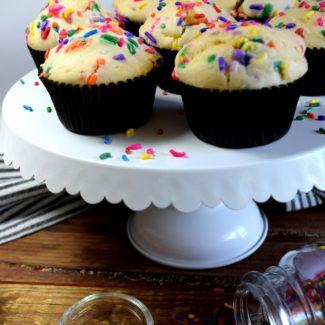 Two Ingredient Ice Cream Cupcakes