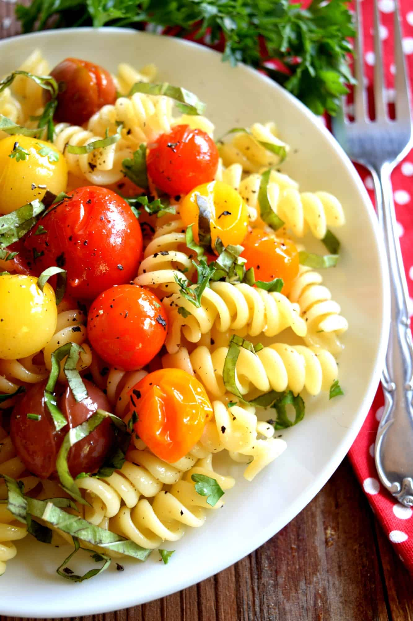 Barefoot Contessa 39 S Herb And Garlic Tomatoes Lord Byron